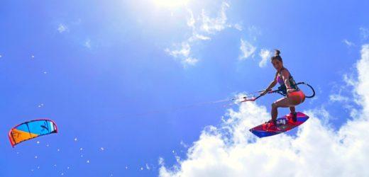 Ce qu'est le sky surf