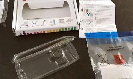 Test de paternité : kit pour test ADN en ligne