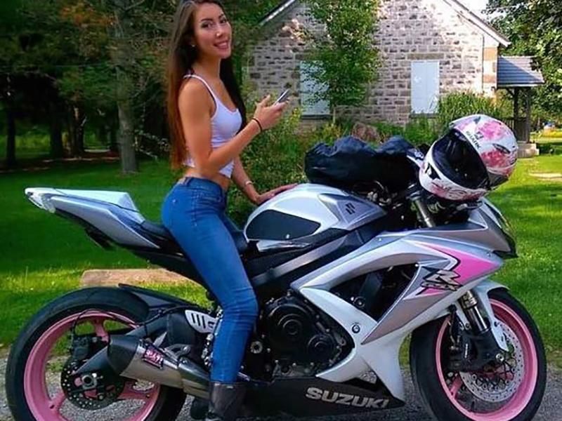 Les motos idéales pour les femmes